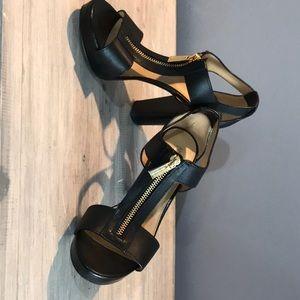 Michael Kors black sandal